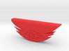 Tribal Eye Webcam Cover (6.7 mm) 3d printed