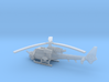 035E Modified Gazelle 1/285 3d printed
