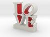 Love-RedWhite033018-shell 0.5 3d printed