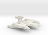 3125 Scale Lyran Cave Lion Battleship (BB) CVN 3d printed