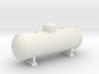 Propane tank 500 gallon. O Scale (1:48) 3d printed