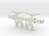 Complete vooras NVM 3d printed