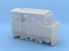 009 Atkinson Walker Steam Tractor  3d printed