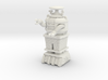 1:48th Scale 1.5 tall bot 3d printed