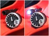 1/10 RC Scale Tach with Shiftlight Autometer 3d printed