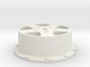 Boost beatlock wheels 1.0, part 2/4 rear 3d printed