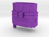 MechFansToys Laserwave G1 Barrel / Backpack 3d printed