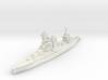 Ise Battleship-1942 (IJN) 3d printed