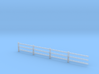4mm scale fence 3d printed