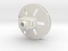 permanent_magnet_gripper_servo_attachment 3d printed