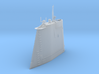 1/72 USS Razorback Fairwater 3d printed
