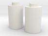 1/144 DKMMount forSL-8 Rangefinders Set 3d printed