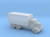 1/160 Scale Austin K6 Covered Truck 3d printed