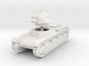 1/100 (15mm) AMX 38 3d printed