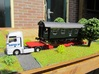 1:160/N-Scale 4-Axle Semitrailer 3d printed Add a caption...
