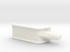 Lancia Delta 1 Hat shelf support short 3d printed
