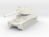 T-100 Object 103 1:144 3d printed