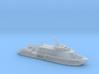 1/1250 Scale Mk VI Partol Boat Waterline 3d printed
