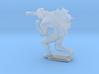 The Mighty Merman 3d printed