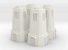 6mm Cooling Towers (4) 3d printed
