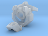 Skyquake head For CW Silverbolt 3d printed