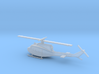 1/285 Scale UH-1D Model 3d printed