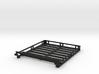 Roof Rack w/ light bar mount 3d printed