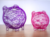 Flowers Large 3d printed