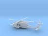 1/160 Scale UH-60 W Tanks 3d printed