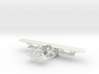 Caudron G.4 3d printed 1:144 Caudron G.4 in WSF