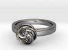 Pinweel Flower Ring 3d printed