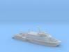 1/700 Scale Mk VI Partol Boat Waterline 3d printed