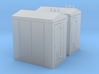 N Scale 2x Relay Shed 2 3d printed