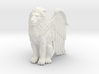 Winged Lion Statue. 75mm tall  3d printed