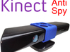 Kinect Anti-Spy slide cover 3d printed