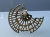 Celtic Ornament, Sanctuary of Hera, Greece (ring) 3d printed