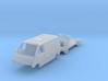 Renault Trafic T800 (N 1:160) 3d printed