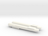 Class III Nuetronic Fuel Carrier Nacelles (Part #2 3d printed