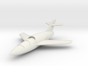 (1:144) Yakovlev Yak-29 3d printed
