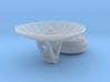 YT1300 5 FOOTER RADAR DISH W MOUNT 3d printed
