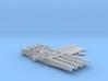 "1/72 Royal Navy 21"" Quad Torpedo Tubes x1 3d printed 1/72 Royal Navy 21"" Quad Torpedo Tubes x1"