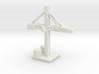 Shipyard Crane  3d printed
