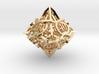 Thorn d10 Decader Ornament 3d printed