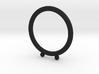 Umlaut Ring 1 - ö 3d printed
