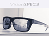 Vanderpool VisionSPEC3 Frames 3d printed VisionSPEC3 Frames with Vdesigns Temples