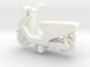 OO Gauge Generic Moped 3d printed
