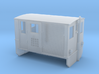 RhB Tm 2/2 #92 Traktor body (Variant) 3d printed THIS PRODUCT - Variant WITHOUT coupler cutout.