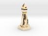 Geometric Chess Set Bishop 3d printed