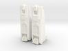 PotP Darkwing Leg Upgrade Set 3d printed