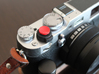 Button on/off Fuji X100F 3d printed